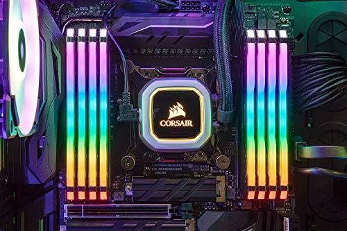 CORSAIR VENGEANCE RGB PRO 32 GB (2 x 16 GB) DDR4 3600 (PC4-28800) C18 - Nero