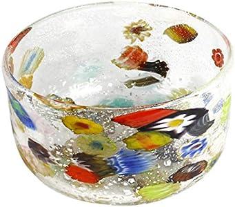 Bol de cristal de Murano original