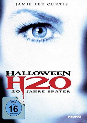 Halloween H20 - Uncut/Mediabook  (+ DVD) [Blu-ray] [Limited Edition]