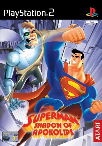 Superman: Shadow of Apokolips (PS2)