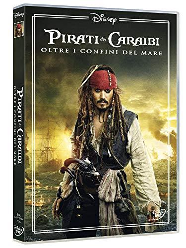 Pirati dei Caraibi 4: Oltre I Confini del Mare Special Pack (DVD)