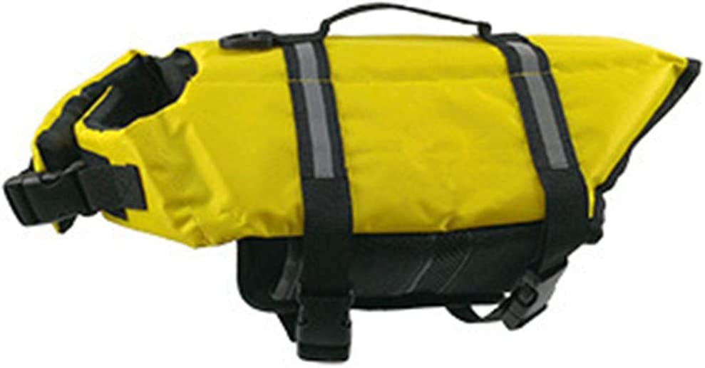 MoonyLI Spring new work one after another Dog Life Jacket Ripstop D Adjustable Pet online shopping Floatation Vest