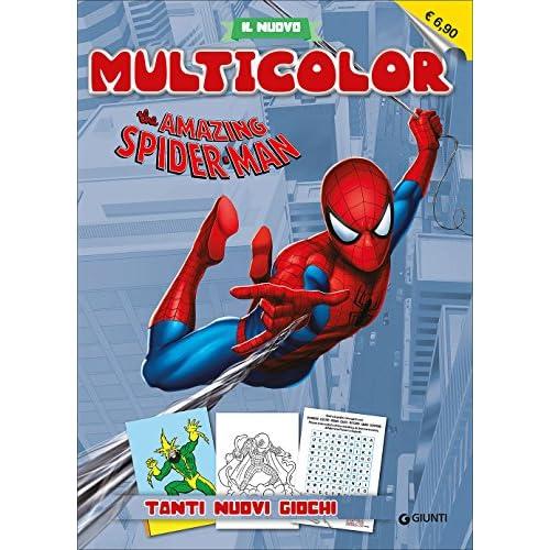 The amazing Spiderman. Il nuovo multicolor. Ediz. illustrata