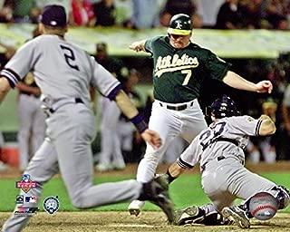 2001 baseball playoffs