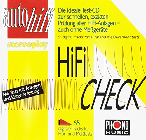 Stereoplay/autohifi - HiFi Check