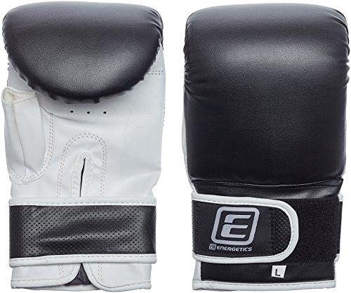 ENERGETICS Punching-Handschuhe Punchinghandschuhe, Schwarz/Weiss, S