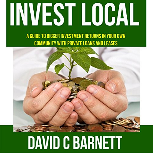 Invest Local audiobook cover art