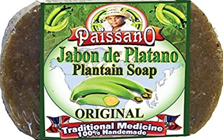 Paissano Jabón de Plátano 12 Soap Bars $14.99 (Limited time) 12 jabones.