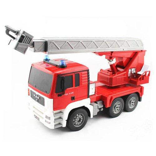 Double E Radio Control Man TGS Camión de bomberos (versión adicional)