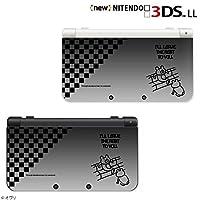 new Nintendo 3DS LL カバー ケース ハード デザイナーズ : オワリ / 「偉いクマ」