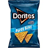 Doritos, Cool Ranch Flavored Tortilla Chips Party Size, 15 oz