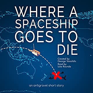 Where a Spaceship Goes to Die cover art