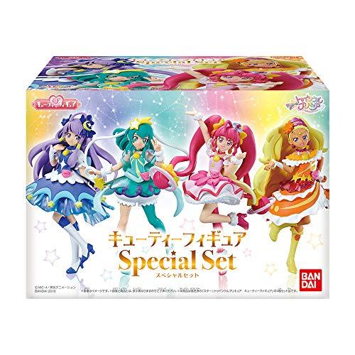 Star ☆ Twinkle Pretty Cutie Figure Special Set (1 Set) Candy Toys & Gum (Star Twinkle Pretty Cure)
