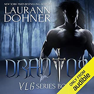 Drantos audiobook cover art