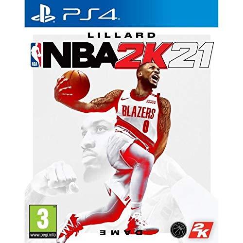 Take 2 NBA 2K21 - PS4