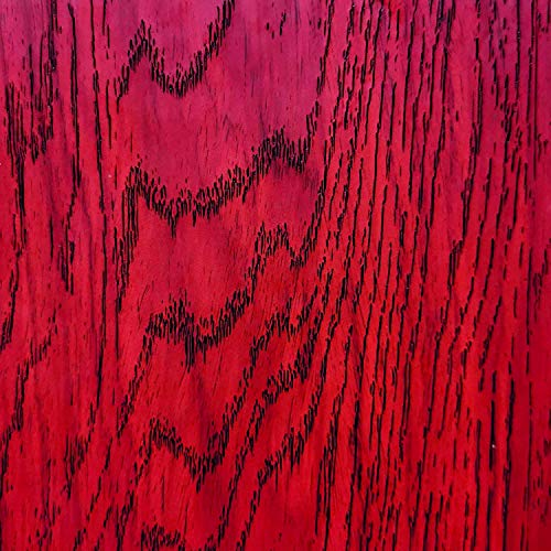 Rapid Teck® 5,38€/m² Möbelfolie Holz Folie Dekor [ Mahagoni 8615 ] 61cm Breite Laufmeterware selbstklebende Klebefolie Dekor-Folie Bastel-Folie Holzoptik