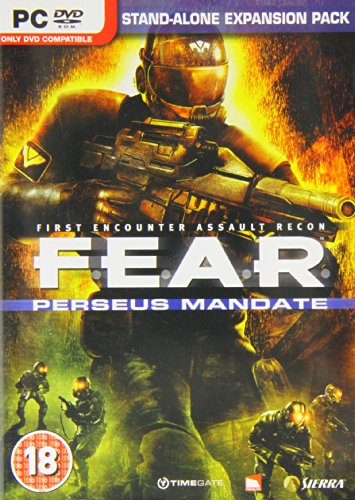 F.E.A.R. Perseus Mandate [Edizione: Regno Unito]