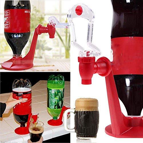 Zeagro Dispensador de soda Fizz Saver Botella Fiesta Dispensador de Agua Potable Portátil Gadget Máquina 1PC