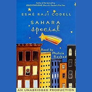 Sahara Special audiobook cover art