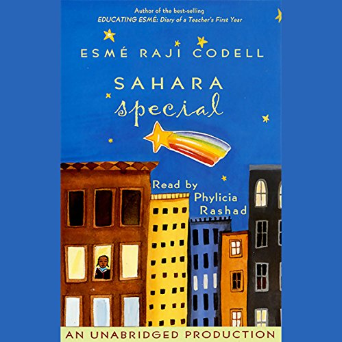 Sahara Special audiobook cover art