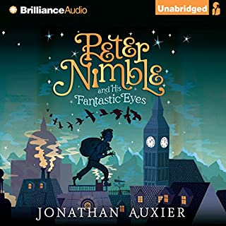 Peter Nimble and His Fantastic Eyes audiobook cover art