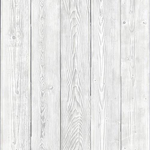 d-c-fix Klebefolie Bastelfolie Dekorationsfolie Designfolie Holz Shabby Wood 67,5 x 200 cm - 6 8165 - Dekorieren Basteln Schmücken
