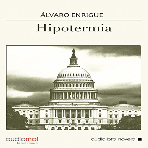 Hipotermia [Hypothermia] audiobook cover art