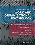 An Introduction to Work and Organizational Psychology: An International Perspective