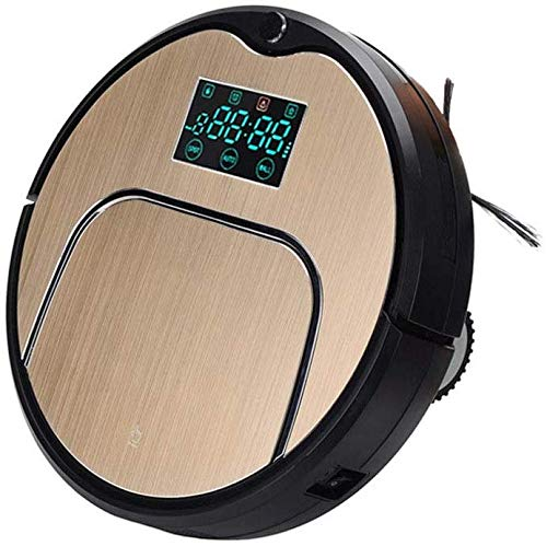 Save %17 Now! CUUYQ Smart Sweeping Robot, Quiet Super-Strong Suction Robot Vacuum Cleaner Smart Anti...