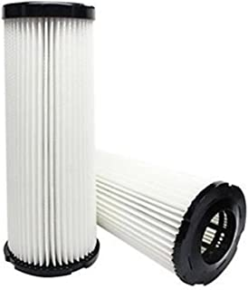 Green Label 2 Pack Replacement HEPA Filter F1 for Dirt Devil Vacuum Cleaners (Compares to 3JC0280000)
