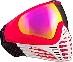 Virtue VIO Paintball Goggles/Masks with Dual Pane Thermal Anti-Fog Lenses