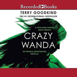 Crazy Wanda audiobook cover art