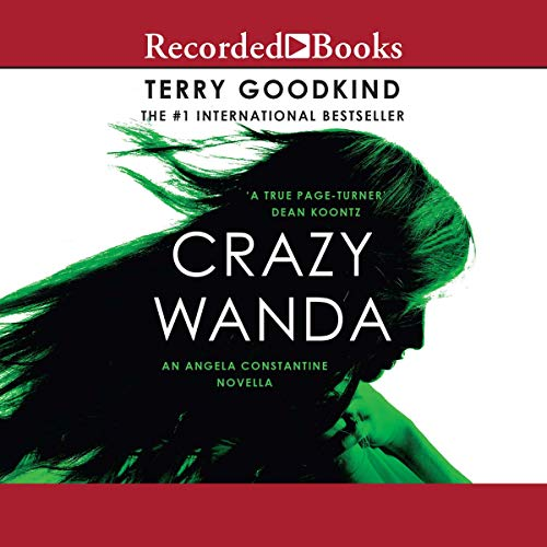 Couverture de Crazy Wanda