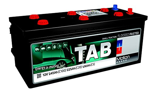 Bateria Solar 245Ah Motion bateria de 12v