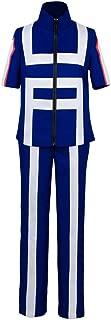 Boku no Hero Academia My Hero Academia Izuku Midoriya Training Suit Jacket Coat Pants Cosplay Costume
