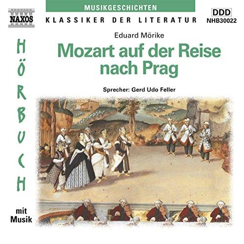 Mozart auf der Reise nach Prag Titelbild