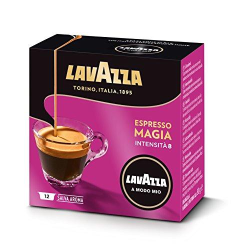Lavazza A Modo Mio, Cápsulas de café - 2 de 12 cápsulas (Total: 24 cápsulas)