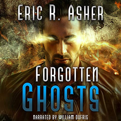 Forgotten Ghosts audiobook cover art