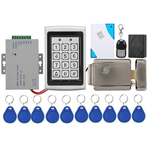Control de Acceso, Sistema de Desbloqueo de Control de Acceso, Tarjeta de Soporte del Sistema de Control de Acceso Remoto, Contraseña para Desbloquear