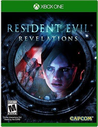 RESIDENT EVIL REVELATIONS - RESIDENT EVIL REVELATIONS (1 Games)