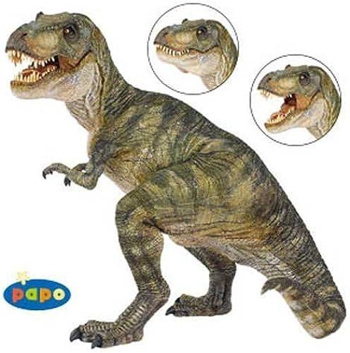 de moda Papo (pa port port port companies) figure 55001 T Rex (Tyrannosaurus) marrón (japan import) by Papo  marcas de diseñadores baratos
