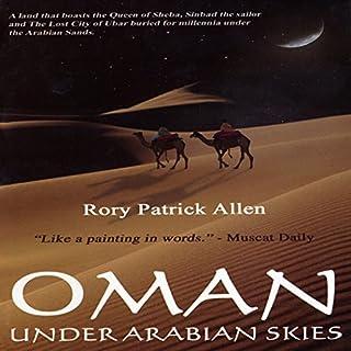 Oman audiobook cover art