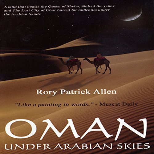 Oman audiobook cover art