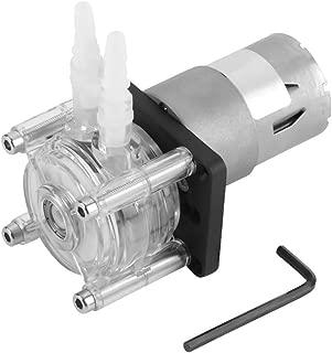 DC 12v Vacuum Pump Strong Suction Self-Priming Peristaltic Pump High Flow for Aquarium, Chemicals, Liquids and Other Dosing Additives
