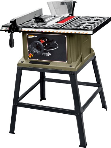 ShopSeries RK7240.1 13-Amp 10' Table Saw with Stand