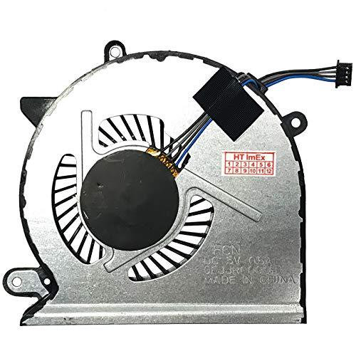 (Version 2) Lüfter Kühler Fan Cooler kompatibel für HP Pavilion 15-CC, Pavilion 15-cc500, Pavilion 15-cc000, Pavilion 15-cc100