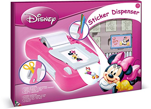 Multiprint Minnie Muissticker machine