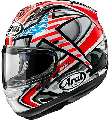Arai RX-7V Hayden Laguna SECA Vollgesichts-Motorradhelm Grose M