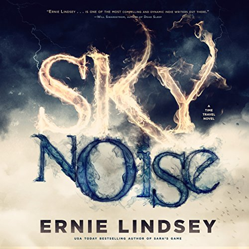 Skynoise audiobook cover art