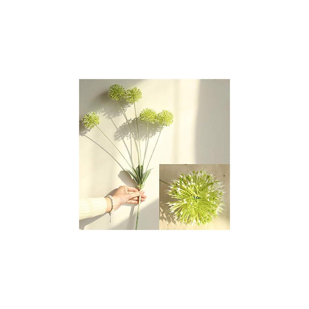 Artificial Flowers ,Longay Artificial Silk Fake Flowers Dandelion Floral Wedding Bouquet Hydrangea Decor